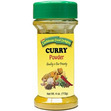 Curry Powder, 4.0 Oz.