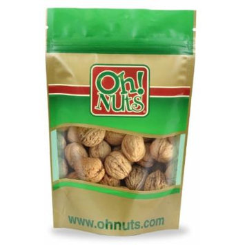 In Shell Walnuts- Oh! Nuts (25 Pound Bag)