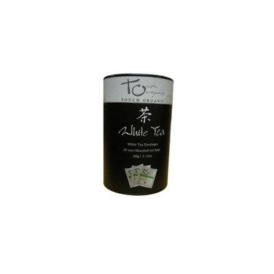 White Tea Non Bleached Bags 30 Bags 2.12oz Tin