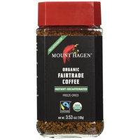 Mount Hagen: Organic Café Decaffeinated Freeze Dried Instant Coffee (1 X 3.53 Oz)
