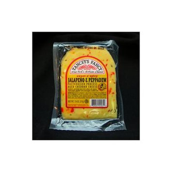 Yancey's Fancy Jalapeno and Peppadew New York Cheddar 7.6 oz