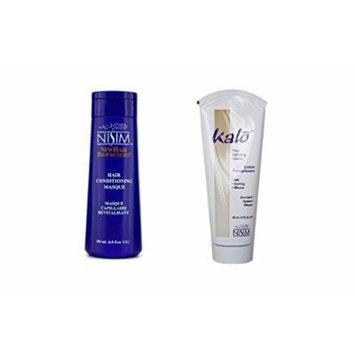 Buy Nisim Hair conditioning Masque 6.8oz and Get Kalo Post Epilating Lotion 2.0oz Free