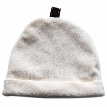 Satsuma Designs Velour Infant Hat - Natural