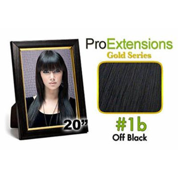 ProExtensions - Pro Cute - Gold Series (#1b Off Black)
