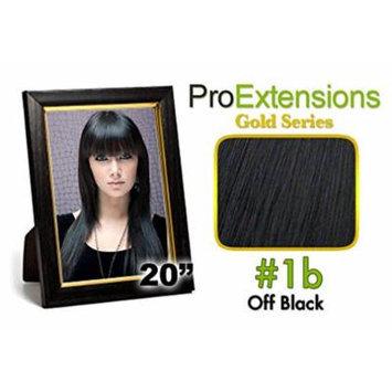 ProExtensions - Pro Cute - Gold Series (#1b Off Black)