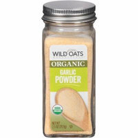 Wild Oats Organic Garlic Powder 2.5 Oz (Pack of 3)