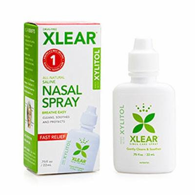 Xlear Xylitol Nasal Wash .75 Oz (Pack of 2)