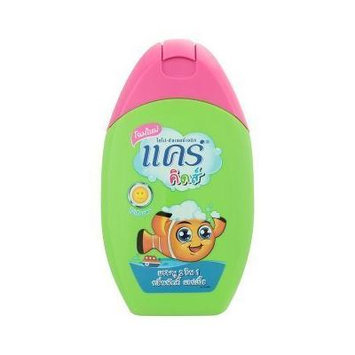 Care Kids Nutty Apple Scent Hypo-Allergenic 2 In 1 Shampoo 250ml