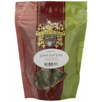 English Tea Store Loose Leaf, Earl Grey Green Tea Pouches, 4 Ounce