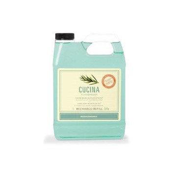 Cucina Hand Soap Refill Rosemary and Cardamom 33.8 Fl. Oz.