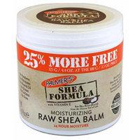 Palmers Raw Shea Balm Moisturizing 4.4oz Jar (3 Pack)
