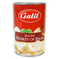 Galil Hearts of Palm, Pre-cut, 14 Ounce (Pack of 12)