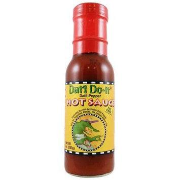 Dat'l Do It Pepper Sauce, 10oz. (Pack of 3)