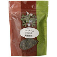 English Tea Store Loose Leaf, Oasis Mango White Tea Pouches, 2 Ounce