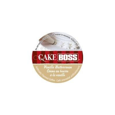 Cake Boss Coffee - Vanilla Buttercream - 48 Single Serve K Cups for Keurig Brewers