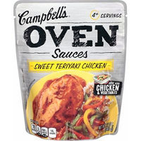 Campbell's Oven Sauces, Sweet Teriyaki Chicken, 12 Ounce (Pack of 6)