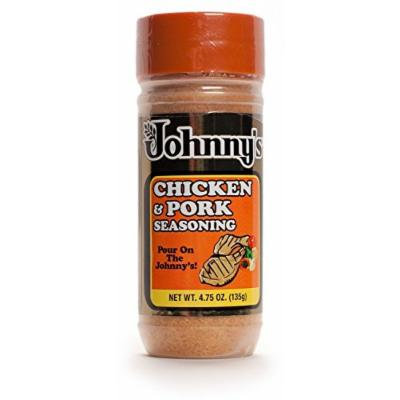 Johnny's Chicken and Pork Seasoning, 4.75 Ounce (Pack of 2)