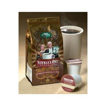 Newman's Own Organics Organic Coffee Newman' Special Blend 10 oz. Whole Bean (Pack of 2)
