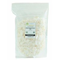 Indus Organic Coconut Roasted Chips/shreds 8 Oz Bag (1x3), Freshly Packed, No Added Sugar/salt...