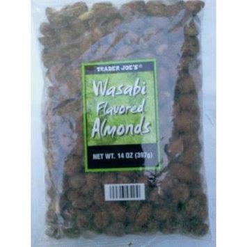 Trader Joe`s Wasabi Flavored Almonds