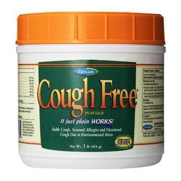Farnam 1 Lb. Cough Free Stable Cough Powder