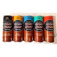 30 Pack - High Brew Coffee - Variety Pack - 8oz.