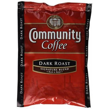Community Coffee Pre-Measured Packs Dark Roast, 40 Count
