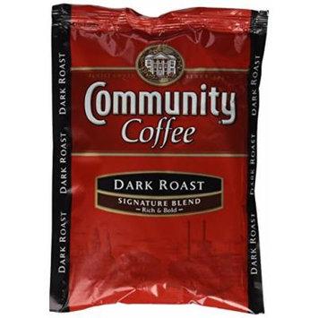 Community Coffee Pre-Measured Packs Dark Roast, 40 Count