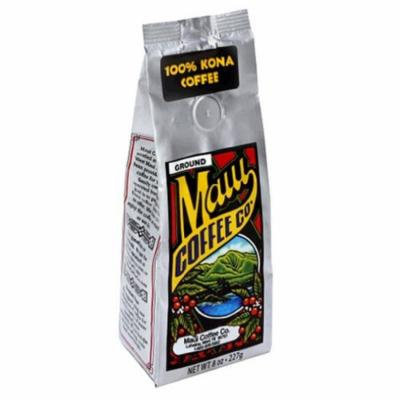 Hawaiian Lunch Bag Gift Basket Maui Coffee Company Ground 100% Pure Kona 4 Bags #5
