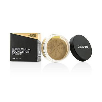 Cailyn Cosmetics Deluxe Mineral Foundation Powder, Soft Light, 0.3 Ounce