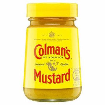 Colman's Wet Mustard 4oz