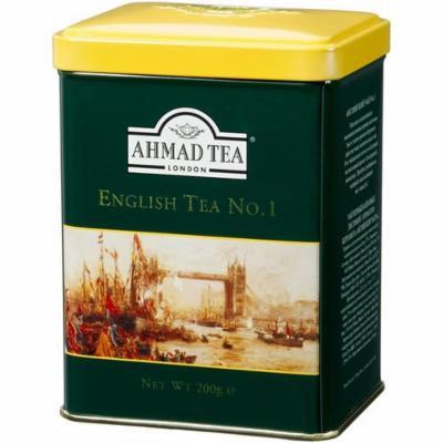 Ahmad Tea English Tea No.1 Net Wt 200 g (7.0 oz)