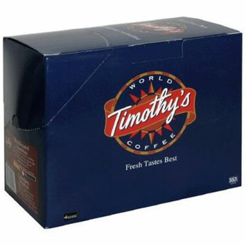 Timothy's World Coffee Colombian Decaf Coffee K-Cups
