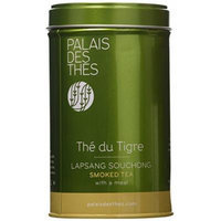 Palais des Thés Thé Du Tigre Smoky Black Tea, 3.5oz Metal Tin