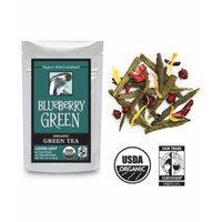 Octavia green tea (sample) [10 Pack] (BLUEBERRY GREEN organic (sample) [10 Pack])