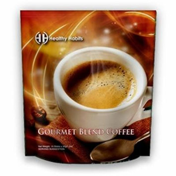 Healthy Habits Instant Gourmet Blend Coffee with TAGG
