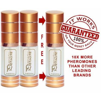 PHERAZONE SUPER CONCENTRATED 3 BOTTLES Pheromone Perfume for WOMEN to Attract Men Scented Pheromones 72mg per ounce