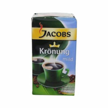 Kraft Foods: Jacobs Krönung Roasted Coffee softly ground - 1 x 500 g