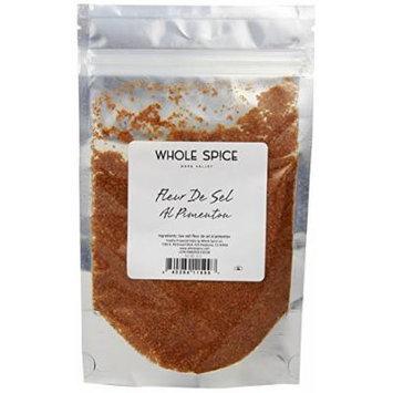 Whole Spice Sea Salt Fleur De Sel Al Pimenton, 4 Ounce