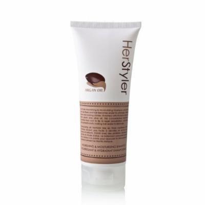 Herstyler Nourishing & Moisturizing Shampoo with Argan Oil