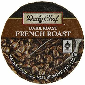 Daily Chef Organic Dark Roast, Single Serve (80 Count)