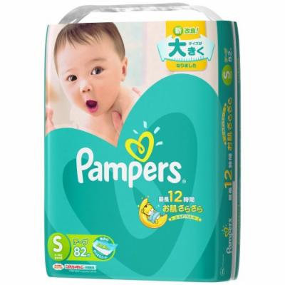 Pampers® Rustling Cotton Care Tape S