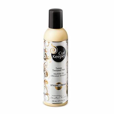 Curly Hair Solutions Curl Keeper Styling Cream, 9.6 Ounce