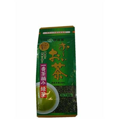 Ito-En Tea, Green Ichiban, 3.5-Ounce Packages (Pack of 2)