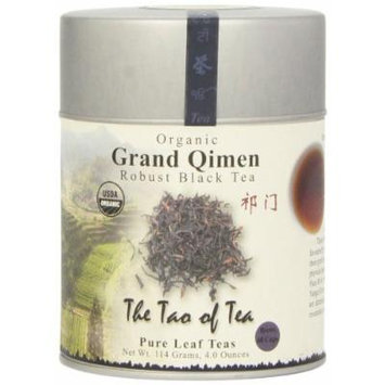The Tao of Tea, Grand Qimen Black Tea, Loose Leaf, 4 Ounce Tin