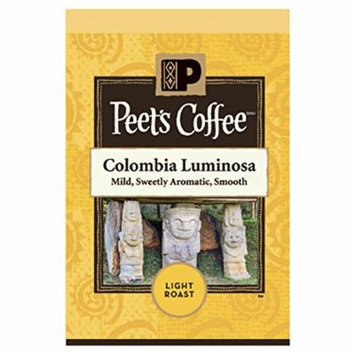 FLAVIA PEET'S COFFEE, Colombia Luminosa, 18-Count Fresh Packs (Pack of 1)