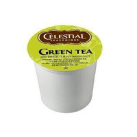 Celestial Seasonings, Green Tea, K-Cup Portion Pack for Keurig K-Cup Brewers (Pack of 24)