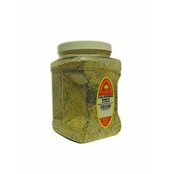Marshalls Creek Spices Family Size California Garlic Seasoning, 40 Ounce