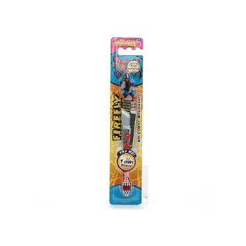 Firefly Kids! - Spiderman Flashing Sculpted Toothbrush - 1 ea