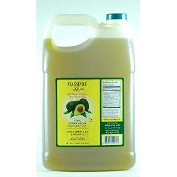 Massimo Gusto Avocado Oil, 1 Gallon Bulk
